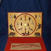 1952 Britains - Set 1539 - Mammoth Circus - Post War Version, Boxed