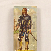 Sealed Airfix 1/12th Scale Historical Figures Series - Charles I - 2nd Issue 1963