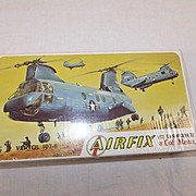 Sealed Airfix Vertol 107-II 1/72nd Scale Aircraft Boxed Kit 1963 - Unopened
