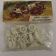 Airfix 1/32nd Scale Model Vintage Cars Series 1904 Mercedes 1963, 2nd Issue