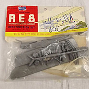 Sealed Airfix 1/72nd Scale  Series 1 R.E. 8. Type 1 Bagged Kit 1957