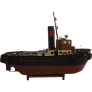"Radio Control Model Of The Tug Boat ""Stepney"" Model"