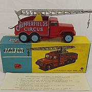 Boxed Corgi Toys 1121 Chipperfield's Circus Crane Truck #3