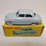 Boxed French Dinky Toys 24U - Simca 9 Aronde