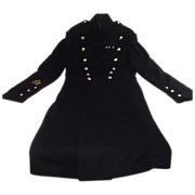 Royal Marines Post WW2 Bandmasters Frock Coat