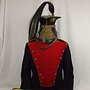 Circa 1910 9th Royal Lancers Other Ranks Uniform