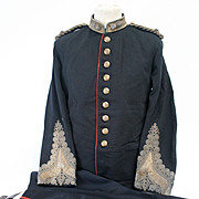 Victorian Royal Artillery Majors Full Dress Uniform