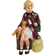 Royal Doulton Figure The Girl Evacuee HN3203