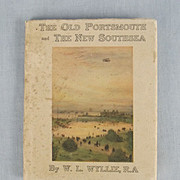The Old Portsmouth And The New Southsea Book By W.L.Wyllie, R.A 1931