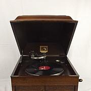 circa 1927 HMV Model 103 Table Gramophone