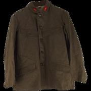 WW2 Japanese Private First Class Winter Tunic & Belt