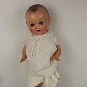 24 Inch Circa 1900 German Armand Marseille Bisque Head Doll 318/8K