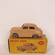 Boxed Dinky Toys No. 160 Austin A30 Saloon 1958-62