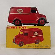 "Boxed Dinky No. 450 / 31a - Trojan 15 CWT. Van ""Esso"""