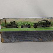 Dinky No. 152  - Royal Tank Corps Light Tank Unit