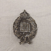 WW1 Prussian Observers Silver Badge