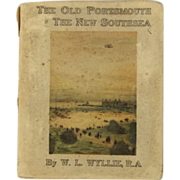The Old Portsmouth And The New Southsea Book By W.L. Wyllie, R.A 1931 #2