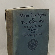 More Sea Fights Of The Great War By William Lionel Wyllie