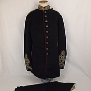 Pre 1880 Victorian Royal Artillery Volunteers Captain's Uniform