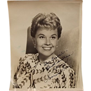 Signed Autographed MGM Doris Day Studio Shot Circa 1950's