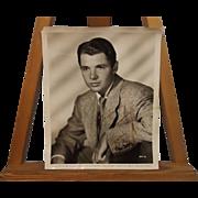 Signed Autograph Universal Audie Murphy Studio Shot 1956