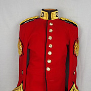 Regimental Garrison Sergeant Majors Dress Tunic