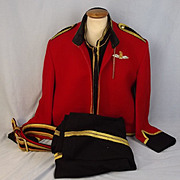 SAS/Para/AAC Full Mess Dress Uniform – 16th/5th Lancers