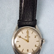 Original 1950's Rolex, Super Oyster 17 Jewels Model 6022 Gents Watch