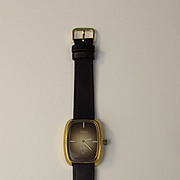 Vintage Circa 1970 Tegrov Gents Wristwatch