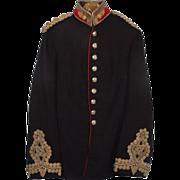 1881-1902 Pattern Royal Artillery Volunteer Captain's Tunic