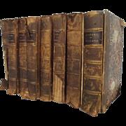 Charles Knight's Popular History England - 8 Volumes - 1856/62