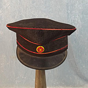 WW1 German Baden State Medical Corps NCO Visor Cap
