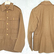 Post-WW1 Original Other Ranks British Army Field Tunic