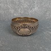 Victorian Silver Bon Bon Bowl Birmingham 1894