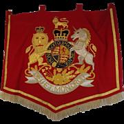 16th/5th & 17th/2st Lancers Amalgamation Bulford Barracks Queens Royal Standard