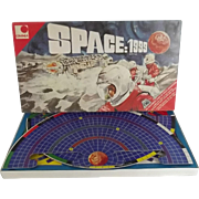 Space 1999 Board Game By Omnia Circa 1974