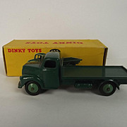 Boxed Dinky Toys 422 Fordson Thames Flat Truck