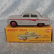 Dinky Toys No. 176 Austin A105 Saloon - Repro Box