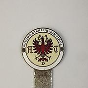 Vintage Austrian Automobilklub Von Tirol Car Badge
