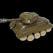 GAMA Clockwork Tin Plate Medium Tank M98 #2
