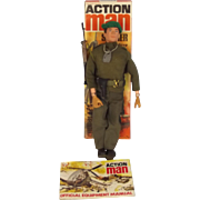 Circa 1973 Action Man Soldier Boxed