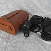 R.E.L. Canadian WWII Military Marine Binoculars 7x50 1945 #5