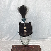 2nd Royal Irish Rifles Cap And Tin Of Major-General R.H. Lorie