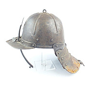 Mid 17th Century English Civil War Period Lobster Pot Zischagee Helmet