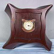 WW1 Sopwith Propeller Boss Clock (Mercedes Clock) Sopwith SE5?