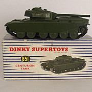 Boxed Dinky 651 Centurion Tank #5