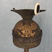 M1915 Pattern Felt Prussian Other Ranks Uhlan Chapka Helmet