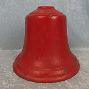 1945 RAF Red Bronze Scramble Bell