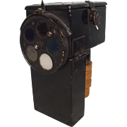 Circa 1943 Admiralty Pattern 1038 Portable Visual Signalling Lantern