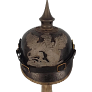 Model 1915 Imperial Baden Other Ranks Pickelhaube